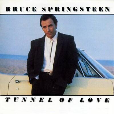SPRINGSTEEN, BRUCE - TUNNEL OF LOVE Dutch pressing (LP)
