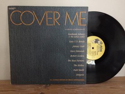 VARIOUS ARTISTS (POP / ROCK) - COVER ME Compilation Album (LP)