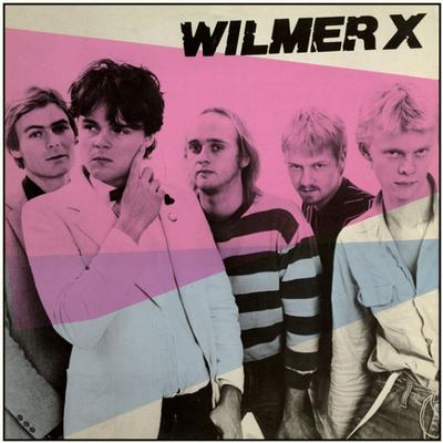WILMER X - WILMER X Svenska Pop Fabriken orginal , Uplayed stock copy (LP)