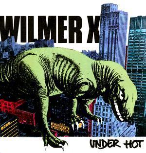 WILMER X - UNDER HOT (LP)