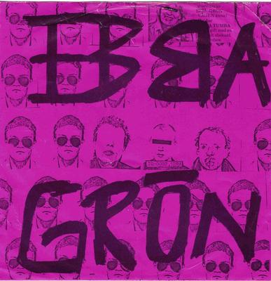 "EBBA GRÖN - PROROCK Second Pressing With Glued Sleeve (7"")"