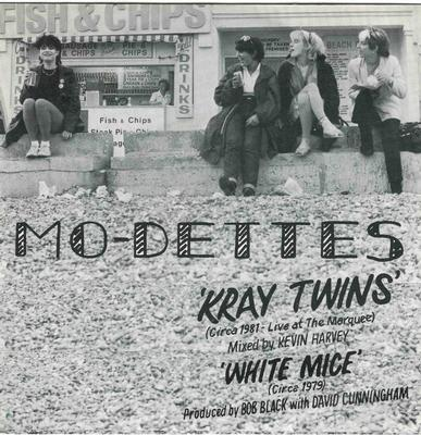 KRAY TWINS / White Mice