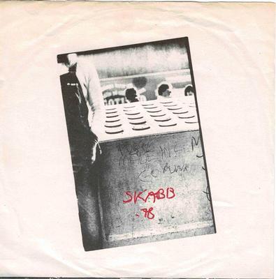 """SKABB - SKABB -78 EP Rare Swedish Punk (7"""")"""