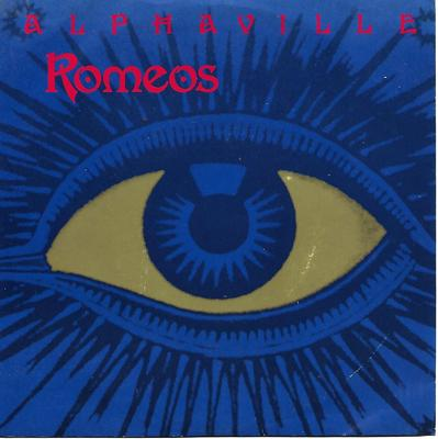 "ALPHAVILLE - ROMEOS / HEADLINES German ps (7"")"