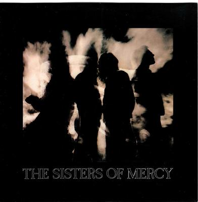 "SISTERS OF MERCY, THE - MORE / YOU COULD BE THE ONE UK ps (7"")"