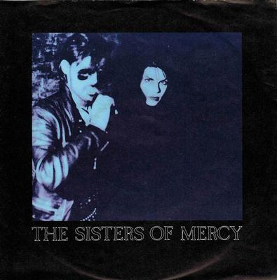 "SISTERS OF MERCY, THE - LUCRETIA MY REFLECTION / Long Train (7"")"