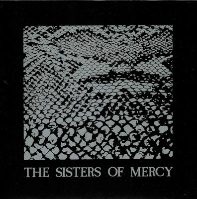 "SISTERS OF MERCY, THE - ANACONDA / PHANTOM UK ps (7"")"