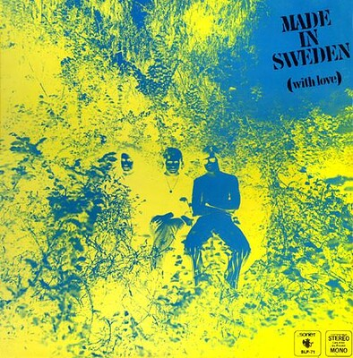 MADE IN SWEDEN - MADE IN SWEDEN (WITH LOVE) Swedish Original Pressing (LP)