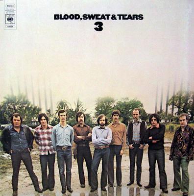 BLOOD, SWEAT AND TEARS - 3 UK Original Pressing, Gatefold sleeve, Top Copy (LP)