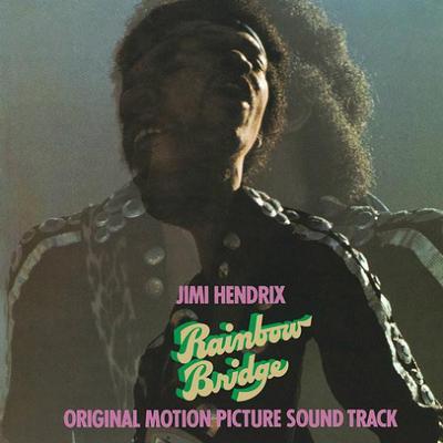 HENDRIX, JIMI - RAINBOW BRIDGE - ORIGINAL MOTION PICTURE SOUNDTRACK UK 2014 Pressing With Gatefold Sleeve (LP)