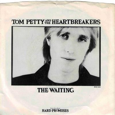 "TOM PETTY AND THE HEARTBREAKERS - THE WAITING / Nightwatchman (7"")"