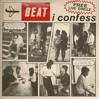 I CONFESS   Gatefold double 7'' single UK pressing