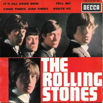 "ROLLING STONES, THE - THE ROLLING STONES E.P. French original (7"")"