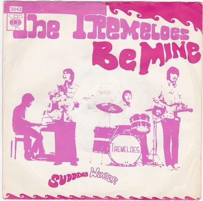 """TREMELOES, THE - BE MINE / Suddenly Winter Dutch pressing (7"""")"""