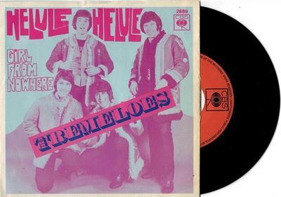 "TREMELOES, THE - HELULE HELULE / Girl From Nowhere (7"")"