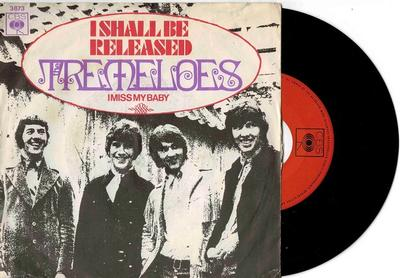 """TREMELOES, THE - I SHALL BE RELEASED / I Miss My Baby (7"""")"""