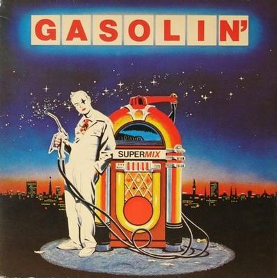GASOLIN' - SUPERMIX First edition (LP)