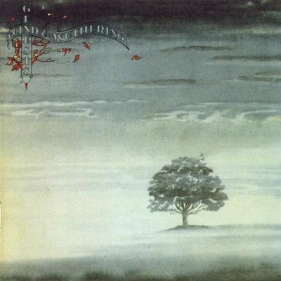 GENESIS - WIND & WUTHERING Canadian 1981 re-issue (LP)