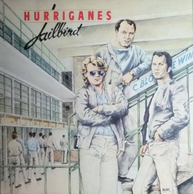 HURRIGANES - JAILBIRD (SWE) (LP)