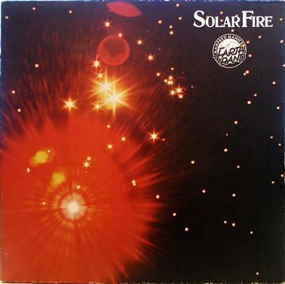 SOLAR FIRE German Pressing