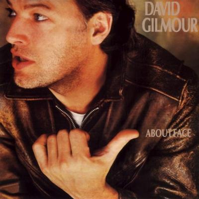 GILMOUR, DAVID - ABOUT FACE German pressing (LP)
