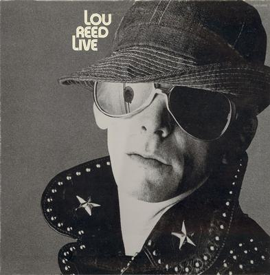 REED, LOU - LOU REED LIVE U.S. pressing (LP)