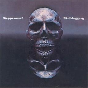 STEPPENWOLF - SKULLDUGGERY Dutch Pressing (LP)