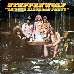 STEPPENWOLF - AT YOUR BIRTHDAY PARTY UK original (LP)