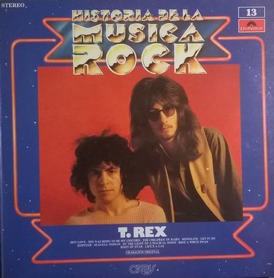 HISTORIA DE LA MUSICA ROCK Spanish Release
