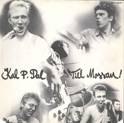 TILL MOSSAN! Comes With Innersleeve