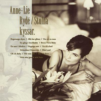 RYDÉ, ANNE-LIE - STULNA KYSSAR Including small booklet (LP)