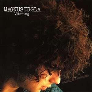 UGGLA, MAGNUS - VITTRING Gatefold sleeve (LP)