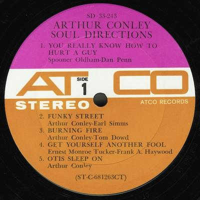 SOUL DIRECTIONS US Pressing