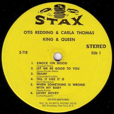 KING & QUEEN US Pressing