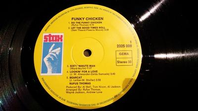 DO THE FUNKY CHICKEN German Pressing