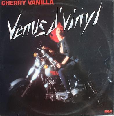 VENUS D''VINYL UK Pressing