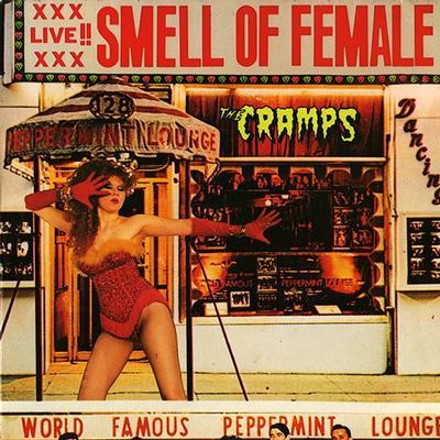 SMELL OF FEMALE UK Pressing