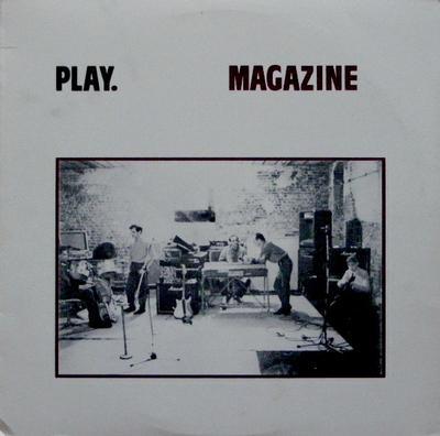 PLAY. US Pressing