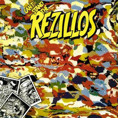 REZILLOS, THE - CAN''T STAND THE REZILLOS U.S. original, promo stamped (LP)