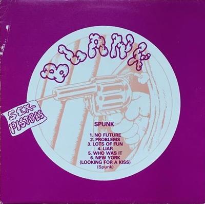 SPUNK UK Original Pressing