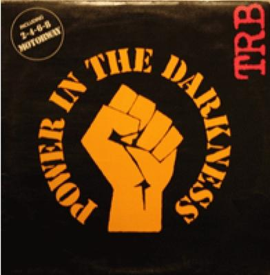 TOM ROBINSON BAND - POWER IN THE DARKNESS Swedish Pressing With Innersleeve (LP)