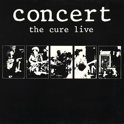 CONCERT - THE CURE LIVE UK Pressing