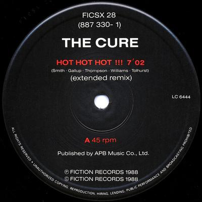 HOT HOT HOT!!! UK Pressing