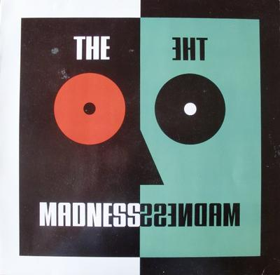 THE MADNESS German Pressing