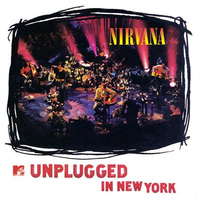 MTV UNPLUGGED IN NEW YORK EU Pressing