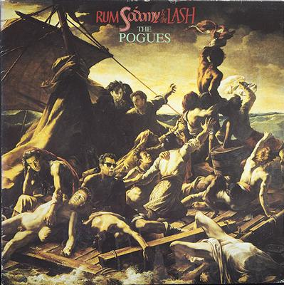 POGUES, THE - RUM SODOMY & THE LASH UK Original Pressing With Innersleeve (LP)