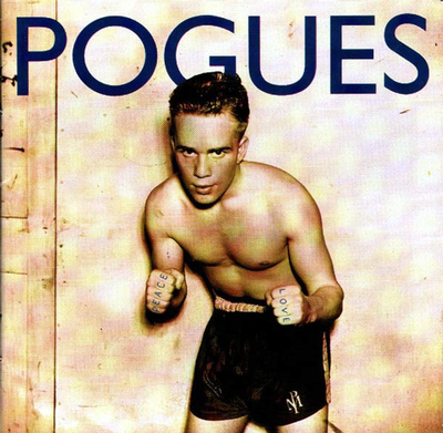 POGUES, THE - PEACE AND LOVE Swedish Pressing With Innersleeve (LP)