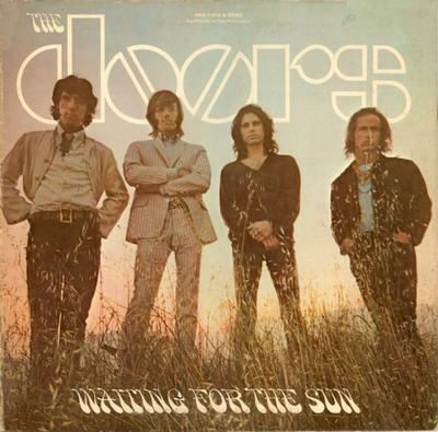 DOORS, THE - WAITING FOR THE SUN US Original Pressing With Gatefold Sleeve & Elektra Gold Labels (LP)