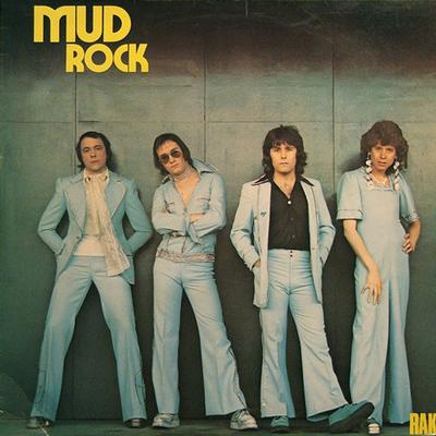 MUD ROCK UK Pressing