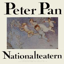 NATIONALTEATERN - PETER PAN with Insert/ Nothäfte-texthäfte (LP)